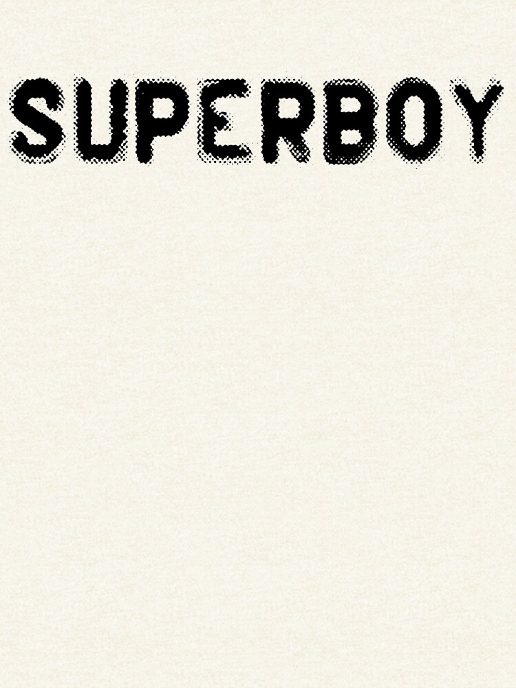 Superboy by Elfsongs