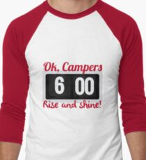 Ok, Campers. Men's Baseball ¾ T-Shirt