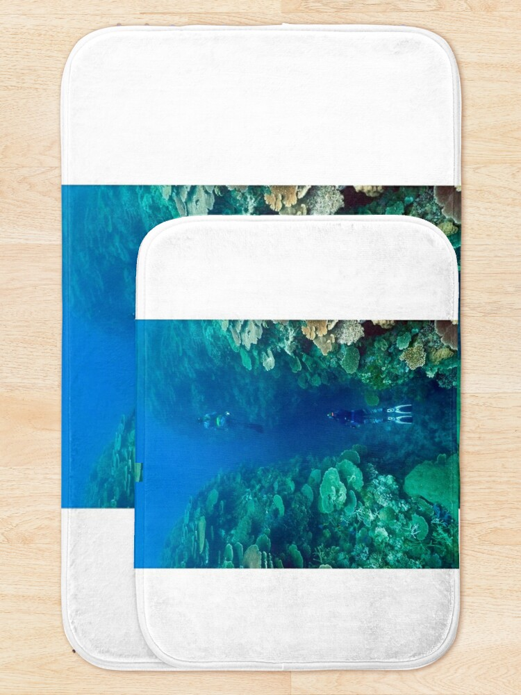 Alternate view of Bandjin Canyons Bath Mat