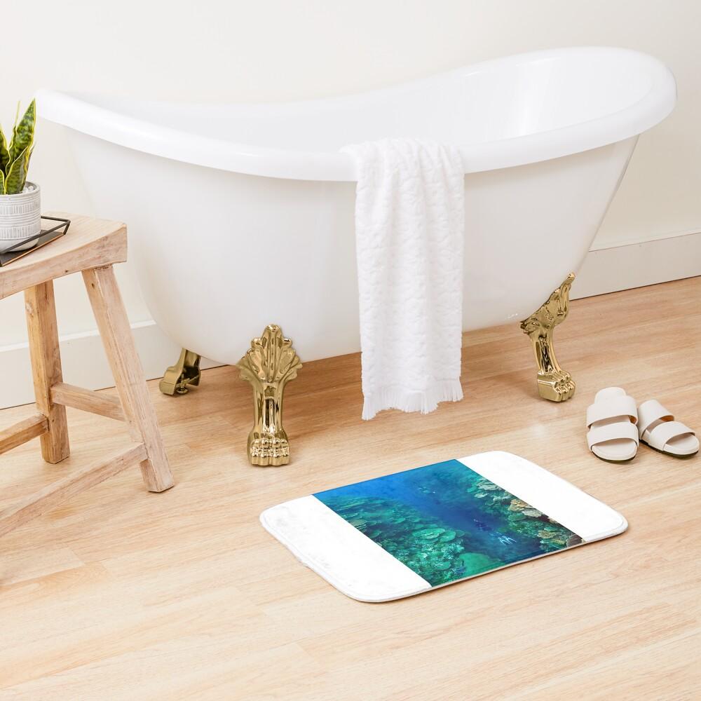 Bandjin Canyons Bath Mat