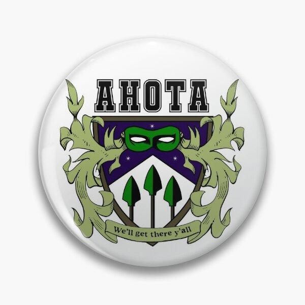 AHOTA University Pin