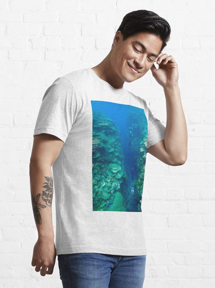 Alternate view of Bandjin Canyons Essential T-Shirt