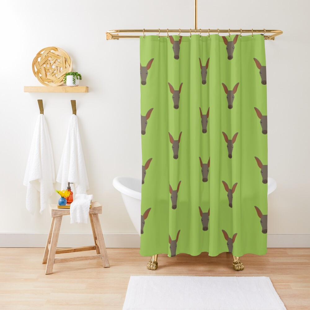 Aardvark Shower Curtain