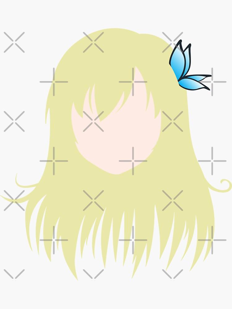 kashiwazaki minimalist sticker by simplicamist
