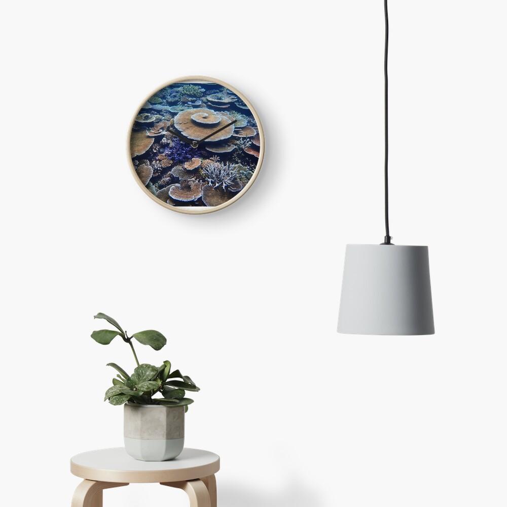 Bandjin Reefs III Clock
