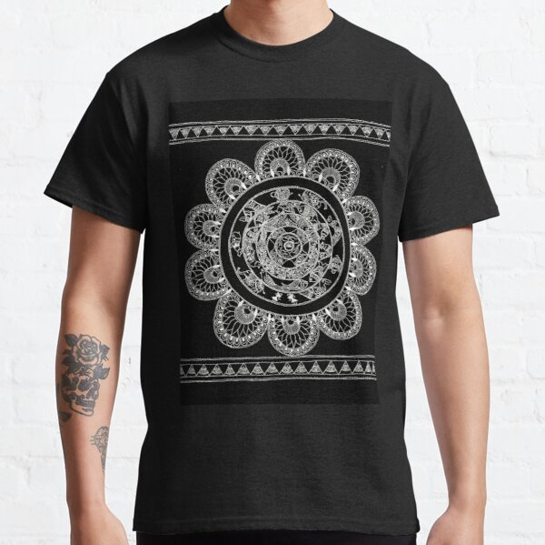 created to bloom Classic T-Shirt