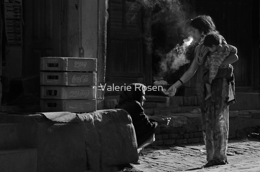 The Ladies Like their Morning Smoke by Valerie Rosen