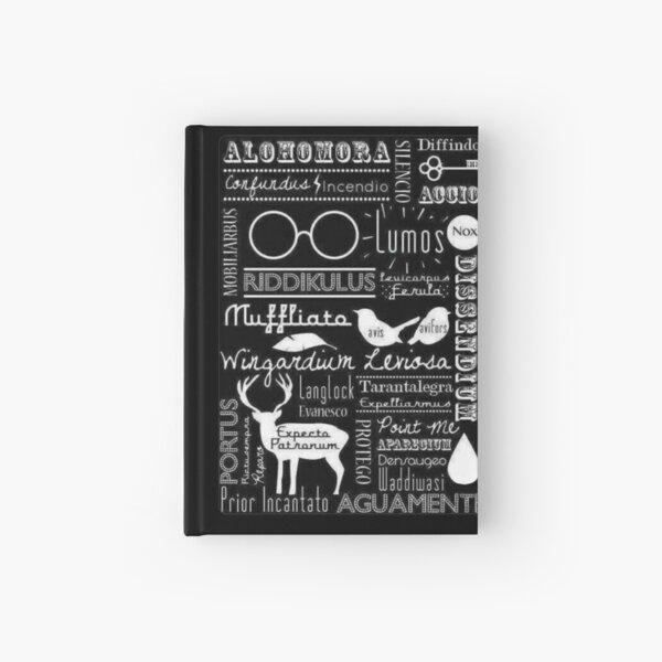 magical spell lovers Hardcover Journal