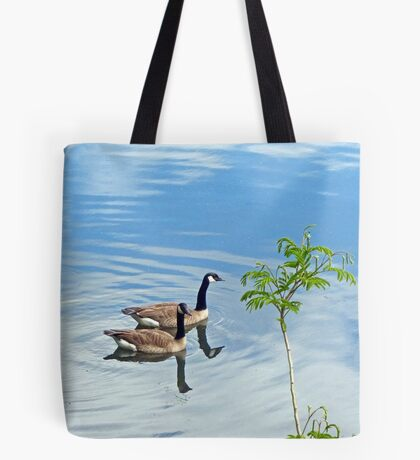 Beautiful Day for a Swim Tote Bag