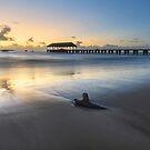 Hanalei Bay- Kauai by Michael Treloar