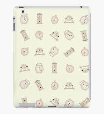 Reloj iPad Case/Skin