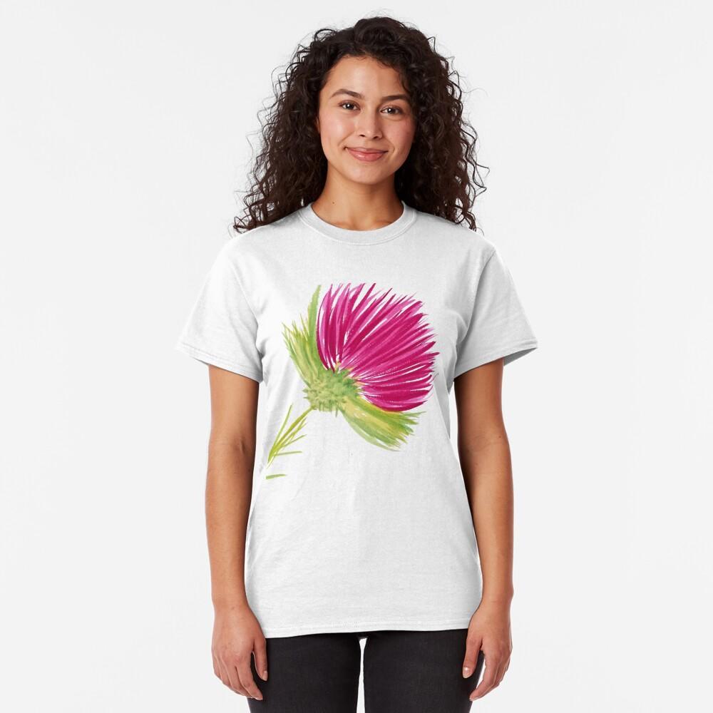 Brilliant Thistle Classic T-Shirt