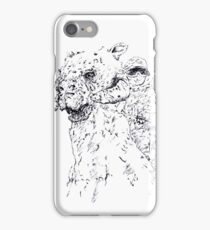Luke on Hoth art iPhone Case/Skin