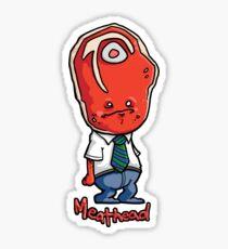 Meathead Sticker