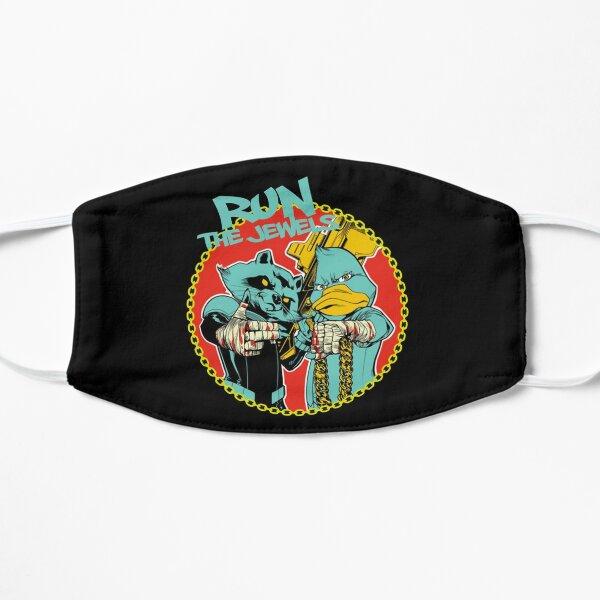 Run the jewels Flat Mask