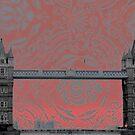 Maidens of London Bridge 1 by David  Perea