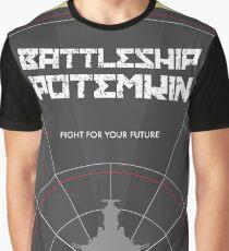 Battleship Potemkin Film Poster Graphic T-Shirt