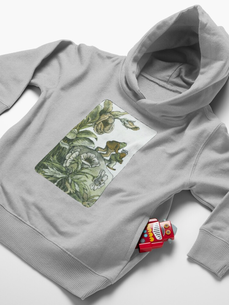 Alternate view of Frog and Toad Toddler Pullover Hoodie