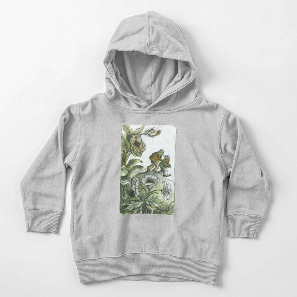 Frog and Toad Toddler Pullover Hoodie