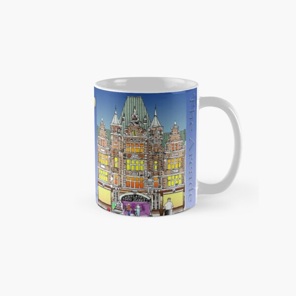 The Arcade Dayton Color Mug Classic Mug