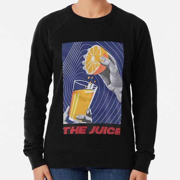 Xqc Juice  Lightweight Sweatshirt