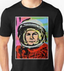 Cosmonaut Valentina Tereshkova-4 Unisex T-Shirt