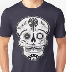 Cogs and Chains skull T-Shirt