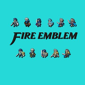 3DS LORDS | Fire Emblem by Rotom479