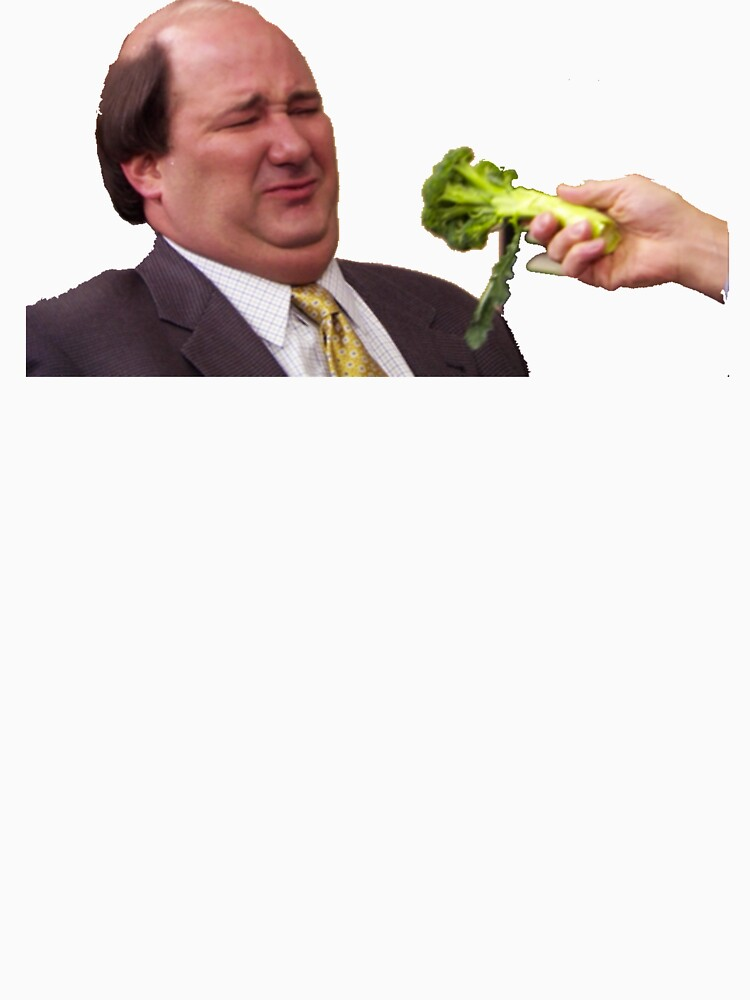 The Office Kevin Doesn't Like Broccoli by ricemonster22