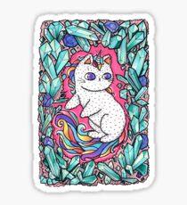 Unicorn  kitty Sticker