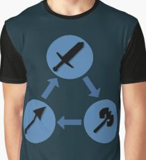 WEAPON TRIANGLE | Fire Emblem Graphic T-Shirt