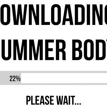 DOWNLOADING SUMMER BODY de SarGraphics