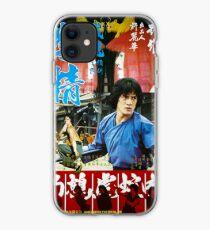 Jackie Chan Karate Kid iphone case
