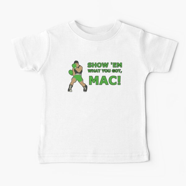 LITTLE MAC | Super Smash Taunts | Show 'em what you got, Mac! Baby T-Shirt