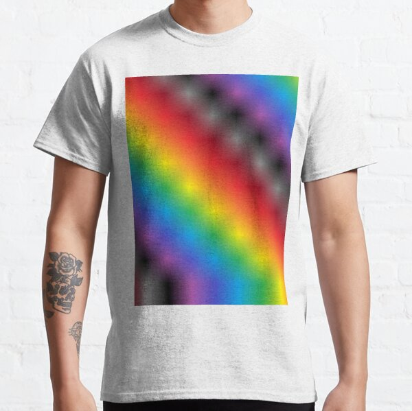 Colors, Color Gradient Classic T-Shirt