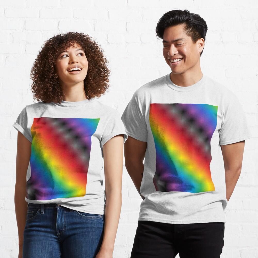 Colors, Color Gradient Classic T-Shirt