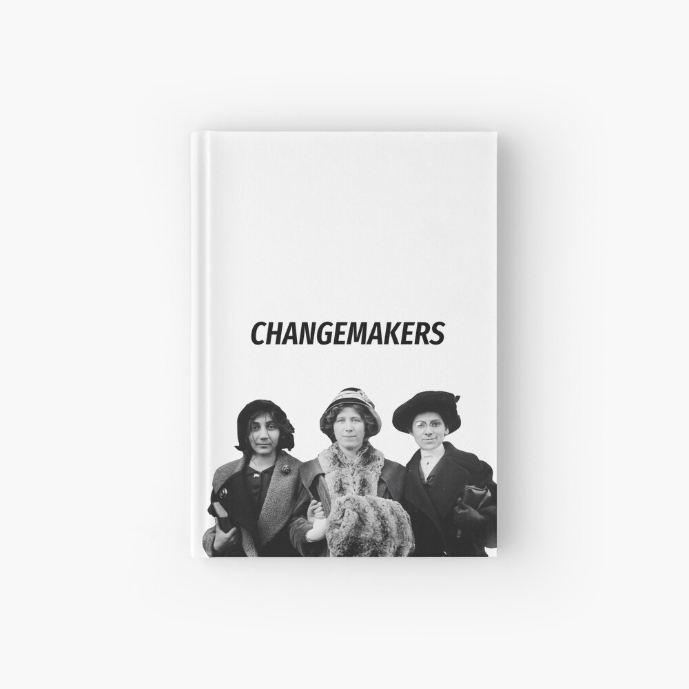 Changemakers Hardcover Journal