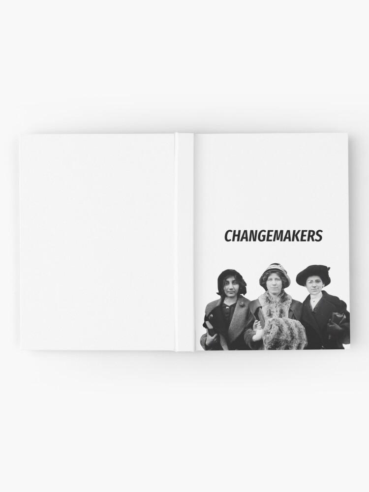 Alternate view of Changemakers Hardcover Journal