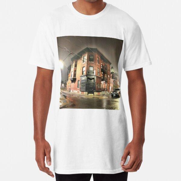 Merrimack and Decatur  Long T-Shirt