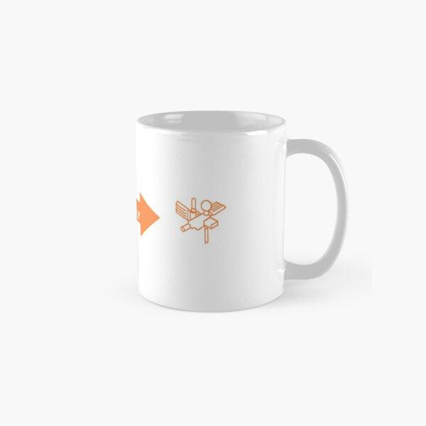 Hutton Orbital  Classic Mug