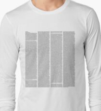 Two Cathedrals [full text] Long Sleeve T-Shirt