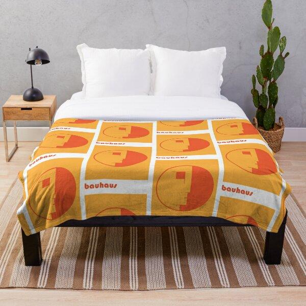 Bauhaus #55 Throw Blanket