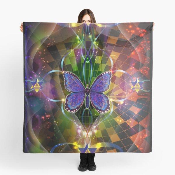 Multidimensional  Transformation - Sacred Geometry  Scarf