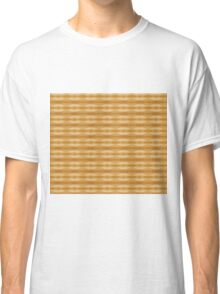 Green Olives Abstract Pattern Classic T-Shirt