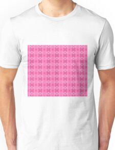Wild Roses With Garden Background Abstract T-Shirt