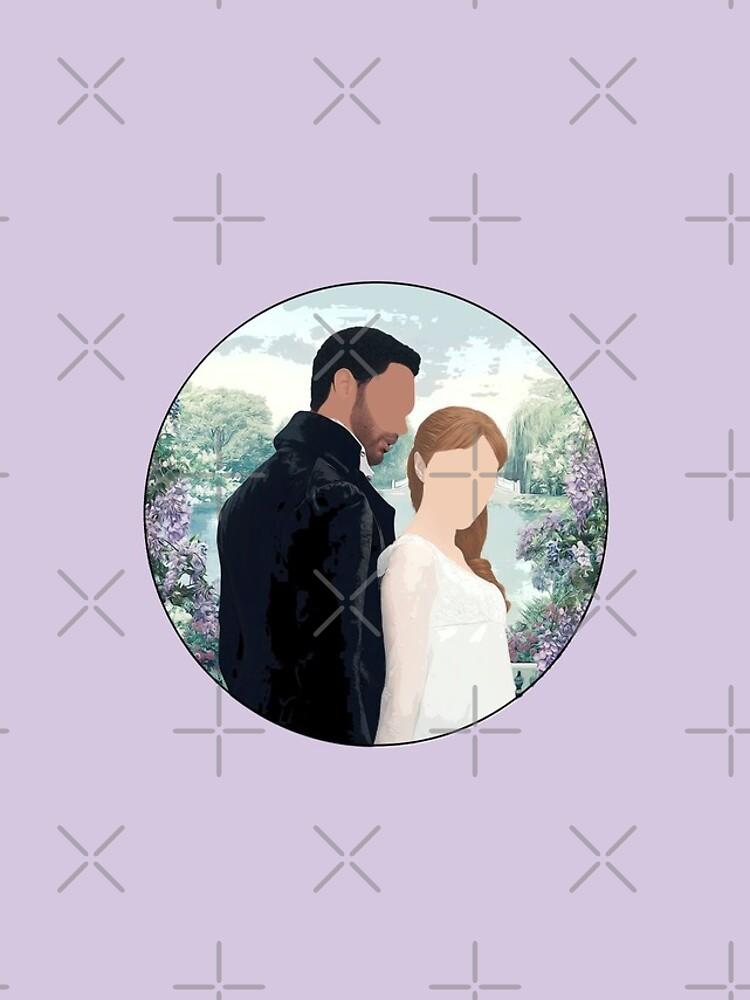 Couple - Simon and Daphne by creative-boo