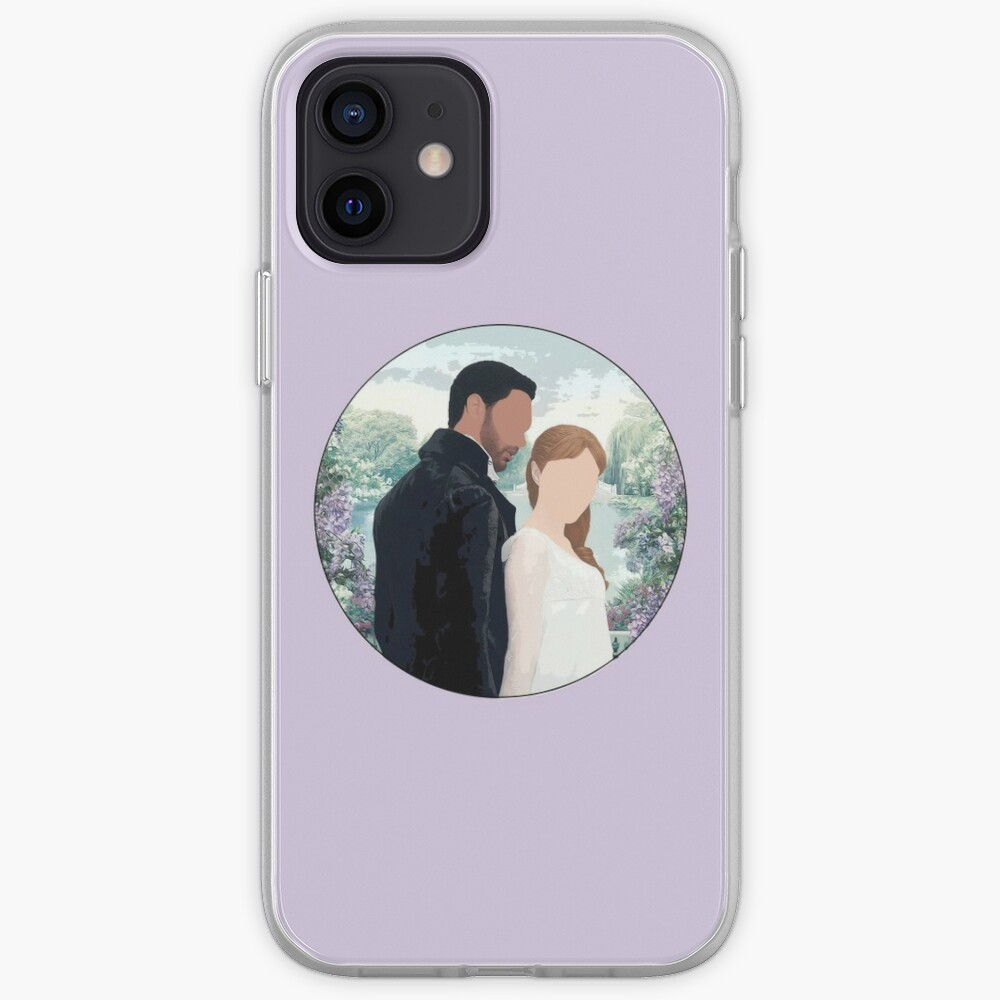 Couple - Simon and Daphne iPhone Case & Cover