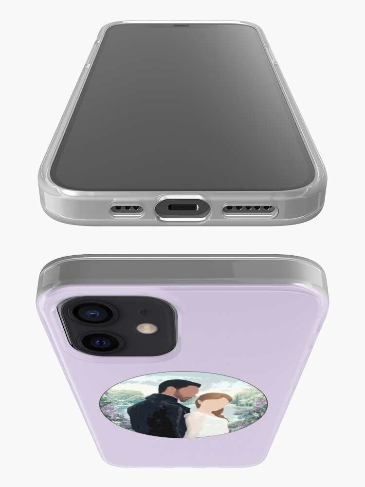 Alternate view of  Couple - Simon and Daphne iPhone Case & Cover