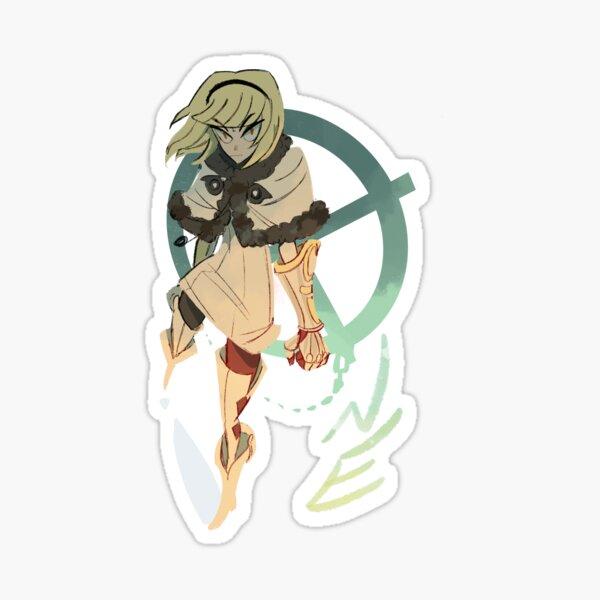 ONE drakengard 3 sticker Sticker