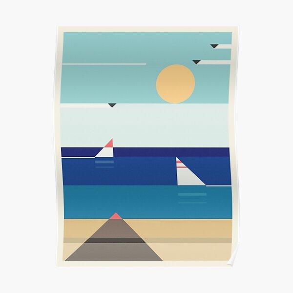 Quiet sea Poster